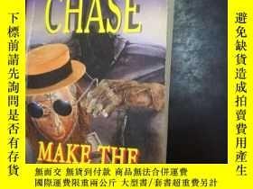 二手書博民逛書店Make罕見the corpse walkY19725 Chas