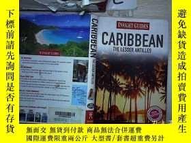 二手書博民逛書店CARIBBEAN罕見THE LESSER ANTILLES 加勒比海-小安的列斯群島(71)Y203004
