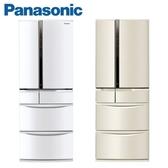 Panasonic 國際牌 ECONAVI日製六門501L一級能變頻電冰箱 NR-F507VT***含基本安裝***