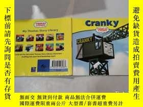 二手書博民逛書店cranky:暴躁罕見.Y212829