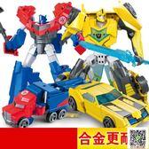 變形玩具-汽車機器人模型
