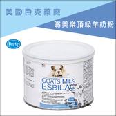 PetAg貝克[賜美樂頂級犬用奶粉,340g]