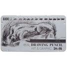 《享亮商城》CB-8800 專家用繪圖鉛筆(鐵盒) 利百代