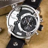DIESEL 獨特設計自信腕錶 DZ7256 熱賣中!