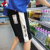 全館83折 夏季工裝短褲男牌寬鬆5分褲男運動cargo中褲子男沙灘褲