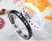 情侶手鍊一對防輻射男女磁療保健手鐲學生手串時尚日韓版飾品禮品     韓小姐の衣櫥