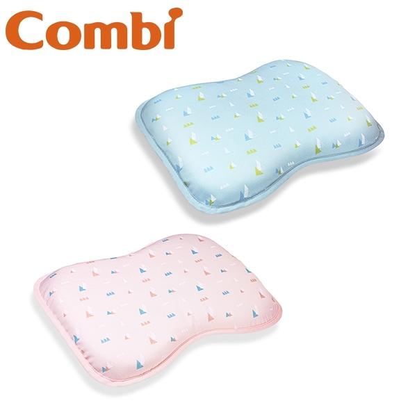 【愛吾兒】Combi 康貝 Air Pro 水洗空氣枕-護頭枕-藍/粉 (71161/71162)
