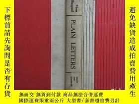 二手書博民逛書店PLAIN罕見LETTERS 普通信件Y245797 見圖 見圖