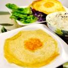 素荷包旦500g(10入裝) _愛家非基改純淨素食 無麩質素旦 全素荷包蛋 含純素起司 素蛋 無蛋無奶