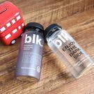 BLK 玻璃水瓶 創意 情侶款 透明 水瓶 冷水壺 簡約 磨砂水瓶 【RS783】