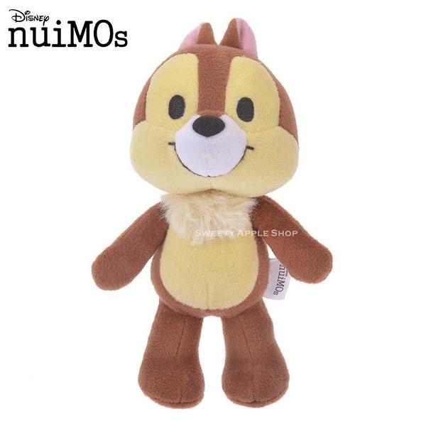 (現貨&日本實拍) 日本 DISNEY STORE 迪士尼商店限定 nuiMOs 奇奇蒂蒂『奇奇』玩偶娃娃 (可變換姿勢)