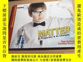 二手書博民逛書店elementary罕見chemistry matter its