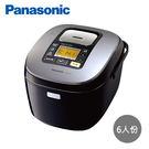 【Panasonic國際牌】6人份IH微電腦電子鍋SR-HB104