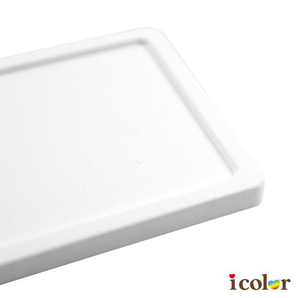 i color 衛浴用長方型珪藻土板/吸水墊