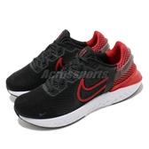 Nike 慢跑鞋 Legend React 3 黑 紅 男鞋 避震 透氣 運動鞋 【ACS】 CK2563-005