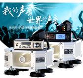 12V車載大功率擴音器藍芽無線宣傳車頂四方位高音喇叭喊話揚聲器 IGO