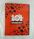 【震撼精品百貨】101 Dalmatians_101忠狗真狗~文件夾『紅』