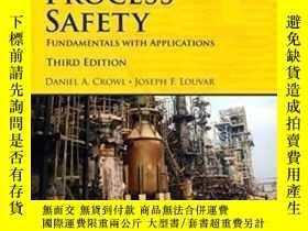 二手書博民逛書店Chemical罕見Process Safety: Fundamentals With Applications