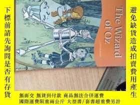 二手書博民逛書店英文原版罕見(The Wizard of Oz ) BY Bau