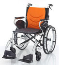 【健康購】輪椅均佳 輪椅 JW-450 機械式輪椅 (未滅菌) 一般型