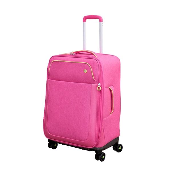 Verage 維麗杰 行李箱 24吋 悠活行者系列 布面 商務 旅行箱 389-0624 得意時袋