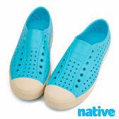 native JEFFERSON 奶油頭休閒鞋-超級藍(男/女)