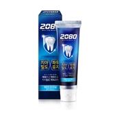 【韓國2080】強盾牙齒保健牙膏(雙重薄荷)藍120gX8入-箱購