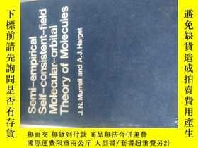 二手書博民逛書店SEMI-EMPIRICAL罕見SELF-CONSISTENT-