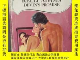 二手書博民逛書店Devin s罕見promise 英文原版口袋書Y109818