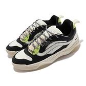 Vans 休閒鞋 Brux Wc 板鞋 米白 黑 綠 反光 避震 男鞋 運動鞋 【ACS】 VN0A4BH41CS