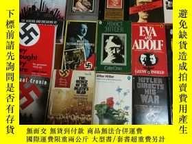 二手書博民逛書店Adolf罕見Hitler; insane world of a