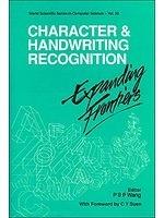 二手書博民逛書店《Character & handwriting recogni