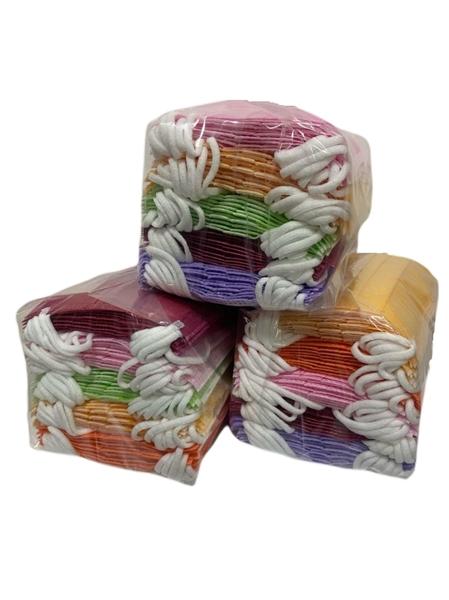 買1盒口罩送1瓶次氯酸水~台灣製雙鋼印5色隨機搭彩虹限量版(國際生醫) 成人醫療口罩 (50入/盒)