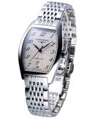 LONGINES 典藏系列 女用自動腕錶 鋼帶 L21424736