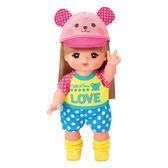 小美樂娃娃 配件 小熊休閒服