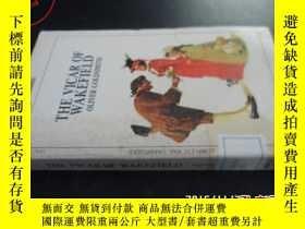 二手書博民逛書店THE罕見VICAR OF WAKEFIELD5919