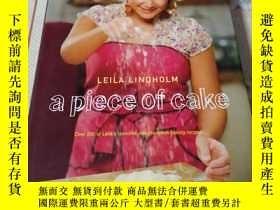 二手書博民逛書店《a罕見piece of cake》Y163703