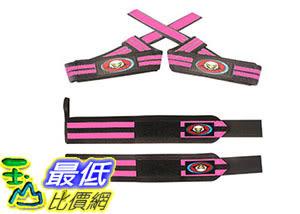 [美國直購] 舉重手腕包 Weightlifting Wrist Wraps FREE Straps Eagle ProFitness No.1 Best Selling Wrist B00WP7RM9I