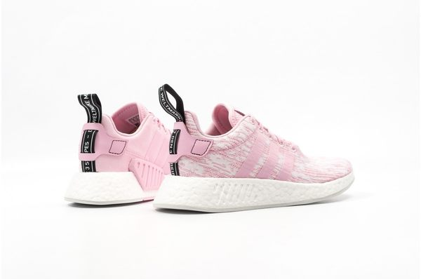 47d6a8f291eb0 ADIDAS ORIGINALS NMD R2 BOOST W by9315 女鞋粉紅慢跑鞋ADI019