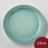 Le Creuset 陶瓷餐盤 23cm 悠然綠