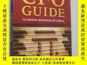 二手書博民逛書店CFO罕見Guide to Doing Business in