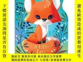 二手書博民逛書店A罕見Little FoxY346464 Cottage Doo