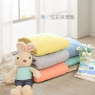 家適得【工廠直營】繽紛樂炫彩 平單式保潔墊(雙人5尺) 、可水洗、保護床墊、台灣製造