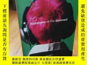 二手書博民逛書店HAIRSTYLES罕見OF THE DAMNED該死的髮型Y1