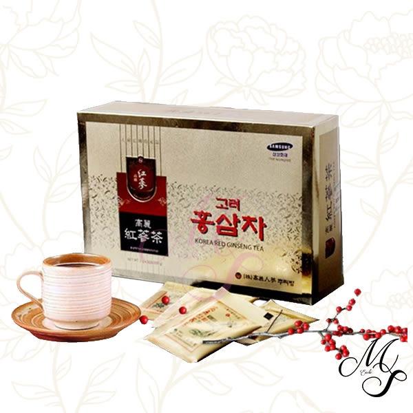 【Miss Sugar】 韓國高麗紅蔘茶 3g*100包