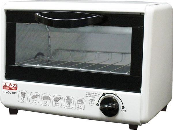 【山多力SDL】6L電烤箱(SL-OV606)