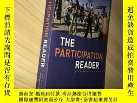 二手書博民逛書店The罕見Participation Reader(英文原版)Y