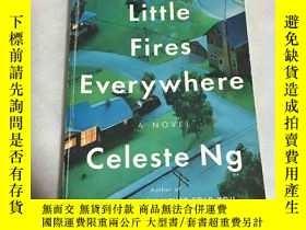 二手書博民逛書店Little罕見fires everywhereY404028 Celeste Ng Penguin book