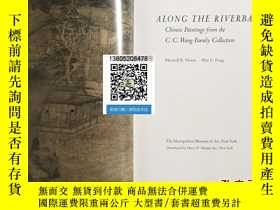二手書博民逛書店【罕見原版 】ALONG THE RIVERBANK ―CHIN