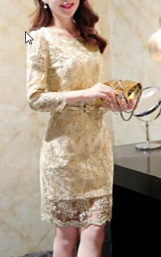 (45 Design)  訂做7天到貨 韓風婚紗禮服  高級訂製服洋裝連身裙團服訂製設計風格禮服 10